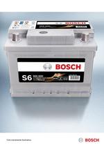 BATERIA DE PARTIDA - S6X 60D - Bosch - 0092S68035 - Unitário
