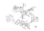 Bujão - Volvo CE - 20459195 - Unitário