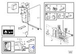Arame de Vedação do Painel do Sistema de Extinção de Incêndio - Volvo CE - 15160275 - Unitário