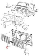 Grade Dianteira - Original Chevrolet - 94641965 - Unitário