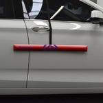 Protetor de Porta Magnético para Carro - Proteporta - Unidade Vermelho - Proteporta - PP1-Q1-VER - Unitário