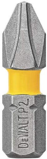 Ponta Bits Phillips Ph2 x 50mm c/15 DeWalt DWA1PH2-15