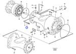 Indicador de Desgaste - Volvo CE - 11102446 - Unitário