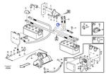 Cabo da Bateria - Volvo CE - 11170934 - Unitário
