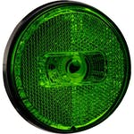 Lanterna Lateral - Sinalsul - 2012 24 VD - Unitário