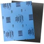 Folha de lixa água T216 grão 150 - Norton - 66623335726 - Unitário