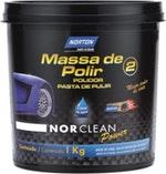 Massa de polir nº2 Norclean Power - 1kg - Norton - 66254482105 - Unitário