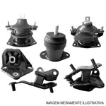 Coxim do Motor - Original Fiat - 46842705 - Unitário