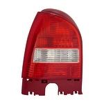 Lanterna Traseira Esquerda - Valeo - 600609. - Unitário