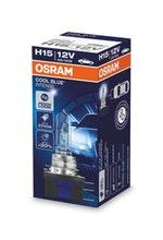Lâmpada Cool Blue Intense H15 - Osram - 64176CBI - Unitário