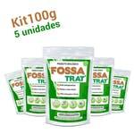 Limpa Fossa e Caixa de Gordura Fossa Trat - 500g (5x100g) - Biotecnal - 6349 - Unitário