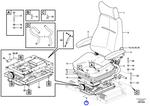 Kit de Clipe para Fixação - Volvo CE - 14518572 - Unitário