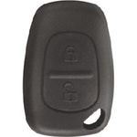 Capa do Telecomando 2 Botões - Universal - 11652 - Unitário
