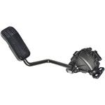 Pedal do acelerador - Universal - 22996 - Unitário