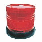 Luz de Advertência Rotativa e Flash Alto Brilho Vermelho - DNI - DNI 4081 - Unitário