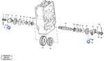 Arruela de Pressão - Volvo CE - 13800830 - Unitário