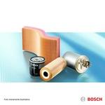 Elemento Filtrante de Combustível - DB 0350 - Bosch - 0986BF0350 - Unitário