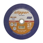 Disco de corte Clipper MR832 - 180x3,0x22,23mm - Norton - 66252899868 - Unitário