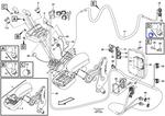 Interruptor - Volvo CE - 11170380 - Unitário
