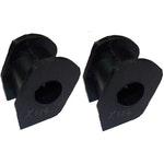 Par de Borrachas da Barra Estabilizadora Dianteira - Amortex - 35660 - Unitário