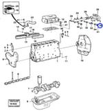Selo - Volvo CE - 952075 - Unitário
