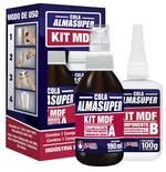 Kit para MDF Almasuper Bicomponente