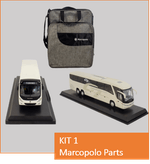 Kit Marcopolo Parts - Marcopolo - Kit 01 - Kit