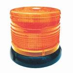 Luz de Advertência Rotativa e Flash Alto Brilho - Âmbar - DNI - DNI 4080 - Unitário