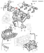Corpo da Borboleta - Original Chevrolet - 24579417 - Unitário