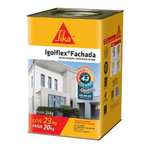 Pintura Acrílica Sika Igolflex Fachada 23kg - Sika - 561383 - Unitário