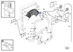 Mangueira de Resfriamento - Volvo CE - 9962-00912 - Unitário