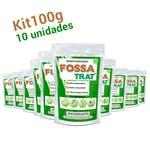 Limpa Fossa e Caixa de Gordura Fossa Trat - 1 kg (10x100g) - Biotecnal - 6350 - Unitário