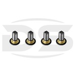 Kit de Filtros para Bico Injetor - DS Tecnologia Automotiva - 1257 - Unitário
