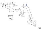 Mangueira da Admissão de Ar - Volvo CE - 11411376 - Unitário