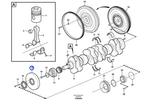 Amortecedor de Vibrações - Volvo CE - 8193930 - Unitário