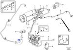 Tubo de Ar - Volvo CE - 21716958 - Unitário