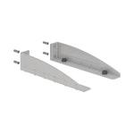 Suporte Para Microondas F-decor Prata Multivisao - Multivisão - 41097 - Unitário