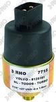Sensor de Pressão do Óleo - 3-RHO - 7715 - Unitário