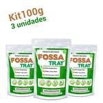 Limpa Fossa e Caixa de Gordura Fossa Trat - 300g (3x100g) - Biotecnal - 6348 - Unitário