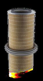 Elemento do Filtro de Ar - MAHLE - LX970 - Unitário