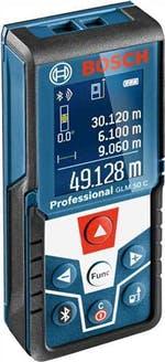 Trena Laser 50m GLM 50C IP 54 Bluetooth - Bosch - 0601072C00 - Unitário