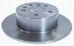 Disco de Freio Sólido sem Cubo - Hipper Freios - HF 23D - Par