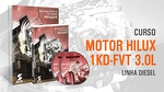 Curso - Diesel - Motor Toyota Hilux - Módulo 14 - VIDEOCARRO - 11.10.01.237 - Unitário