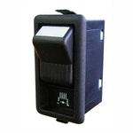 Interruptor Acionamento Freio-Motor Ford 6C452W067Aa / Vw Tar945525 - Chave Comutadora - DNI - DNI 2124 - Unitário