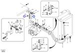Bujão do Sistema Hidráulico - Volvo CE - 9415-11061 - Unitário