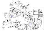 Cabo da Bateria - Volvo CE - 11171500 - Unitário