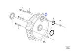 Carcaça do Volante - Volvo CE - 20459987 - Unitário