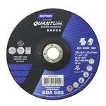 Disco de desbaste BDA 680 - 180x6,4x22,23mm - Norton - 66252842945 - Unitário