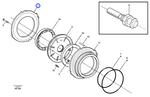 Disco de Freio - Volvo CE - 11703984 - Unitário