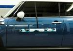 Protetor de Porta Magnético para Carro - Proteporta Fashion - Turquesa - Proteporta - PP2-Q2-TU - Par